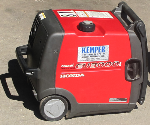 Honda Power Generator EU 3000i