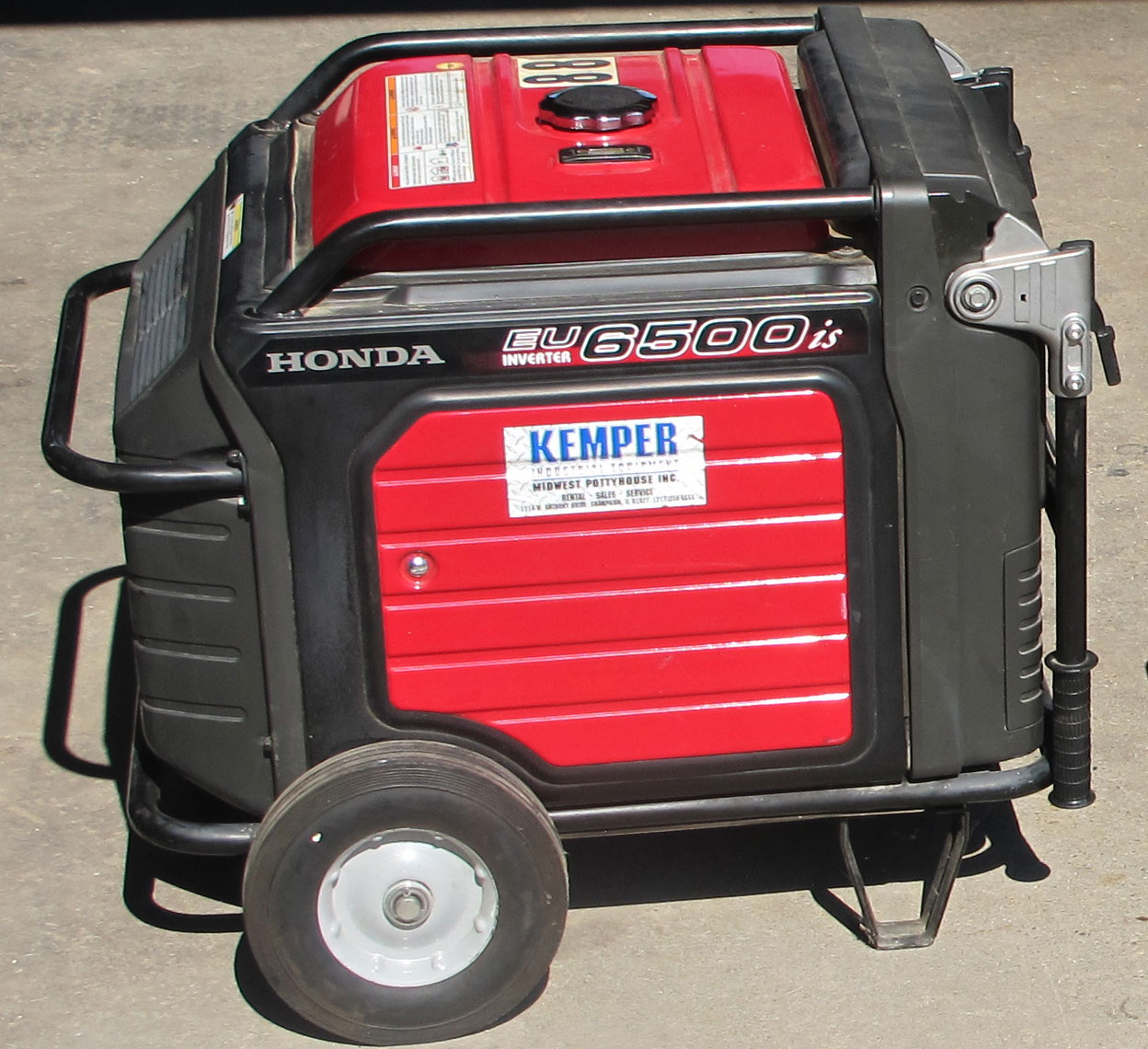 honda power generator kempercom