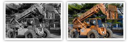 Reach Forklifts